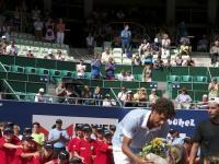 Sieg für den Niederländischen Tennissport