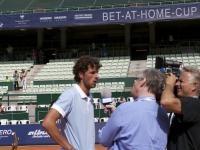 """""""Ja, das war für mich mein erster ATP-Sieg und das im noblen Kitzbühel"""""""