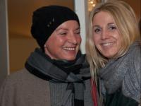 Enges Verhältnis: Frauenschuh Kundschaft, Frauenschuh-Team