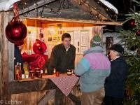 Weihnachtliches Rasmushöfchen im Rasmushof