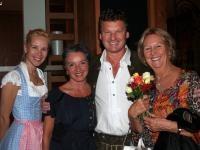 Sylvia Leifheit (Schauspielerin), Dorothea Pfannenstein, Gabriel Barylli (Autor), Rima Wurzenrainer; Foto: Pipal