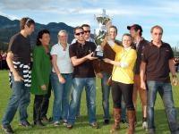 Touristiker der 5 Cordial Cup Partner Regionen; Foto: SMPR