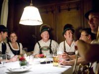 """Sängertreffen beim """"Hauser"""" ein Gemeischaftserlebnis; Foto: Stanglwirt"""