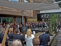 eingeladen und sie kamen: kitzcorner-opening