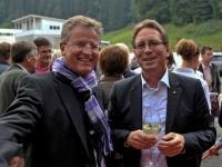 Josef Sausgruber, KU-BgM Krumschnabel: Kufstein staunt