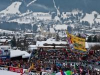 Wer will´s leugnen? Die schönste Skirennstrecke der Welt