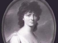 Pauline Wiesel-Schroeder, Intimfreundin von Rahel und Geliebte von..... ? Bild: BA