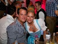 Gregor Glanz mit Freundin Daniela Hentze