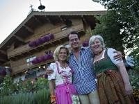Andrea L`Arronge, Gregor Glanz und Signe Reisch; Foto: Rasmushof
