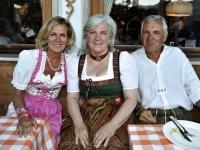 Andrea L`Arronge, Signe Reisch und Ronnie Leitgeb; Foto: Rasmushof