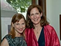 Kristina Sprenger (links), Margarete Klingler