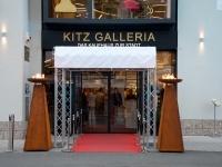 Kitz Galleria Entrée im Gries