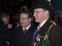 LH Günther Platter Empfang in Kitzbühel