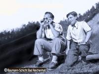 "Luis Trenker ""Der Rebell"" (1932) ""Universal Pictures"" rechts Co-Regisseur Kurt Bernhard  Foto: Luis Trenker-Archiv Kitzbühel"
