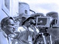 """""""Der Rebell"""" (1932) Universal Pictures Dreharbeiten auf der Festung Kufstein Foto: Luis Trenker Archiv, Kitzbühel"""