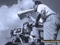 """""""Der verlorene Sohn"""" (1934) Universal Pictures, Kamera Albert Benitz, v. Rautenfeld, Foto: Luis Trenker Archiv, Kitzbühel"""
