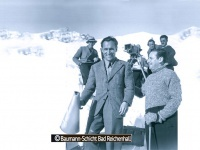 """""""Der verlorene Sohn"""" (1934) Universal Pictures,Stuben/Arlberg, 1933, Paul Kohner Foto: Luis Trenker Archiv, Kitzbühel"""