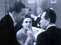 Filmball Berlin,  Josef Goebbels, Leni Riefenstahl, Luis Trenker, Luis Trenker Archiv, Kitzbühel
