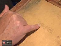Versehentliches Echtheitszertifikat eines Nachfahren von Alfons Walde