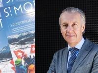 Gerhard Walter CEO Engadin St. Moritz Tourismus AG; Foto: Promedia