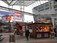 Das MAC-Forum: Herzstück des Airport München, ist eingebettet zwischen zwei Terminals