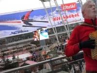 """""""Die Werbung ist echt Hammer geil."""" – Ein Gast beim Weihnachts- und Wintermarkt im MAC-Forum"""