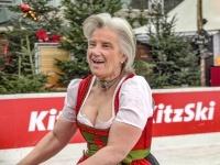 Signe Reisch, Präsidentin von Kitzbühel-Tourismus. Sie muss ihren Job lieben, ´drum ist sie so gut ´drauf